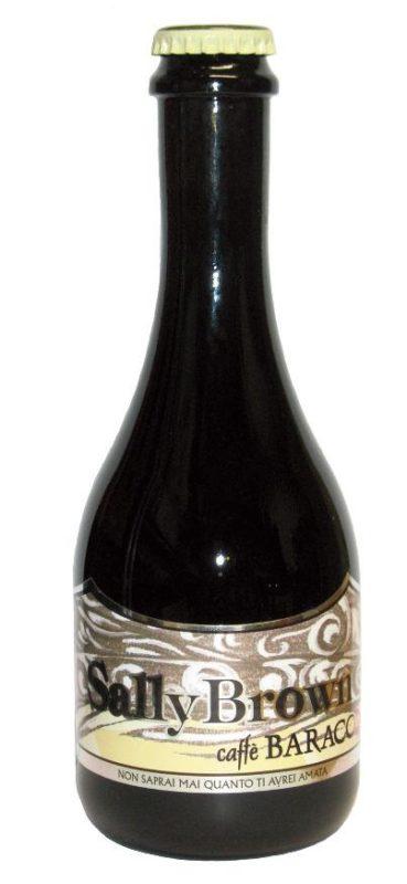 """Bottiglia di Sally Brown """"Baracco"""" del Birrificio del Ducato"""