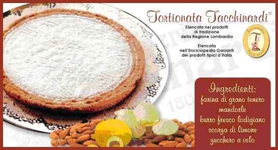 La Tortionata Tacchinardi: il dolce che unisce l'Italia.