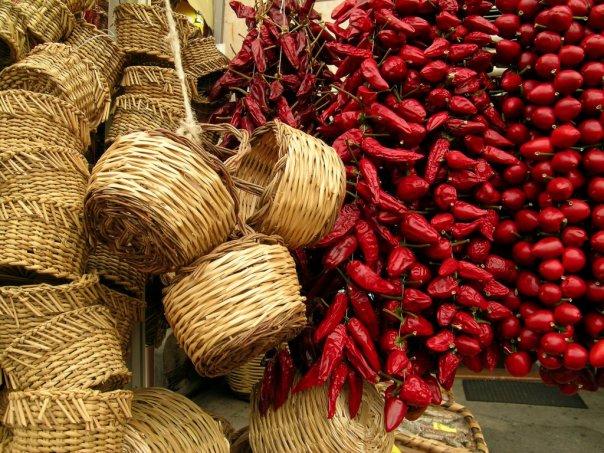 Siena incontra la calabria il 5 maggio mostra mercato di for Prodotti tipici roma