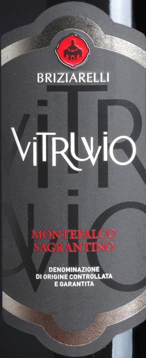 Waiting for Vitruvio 2008. New vintage from Briziarelli
