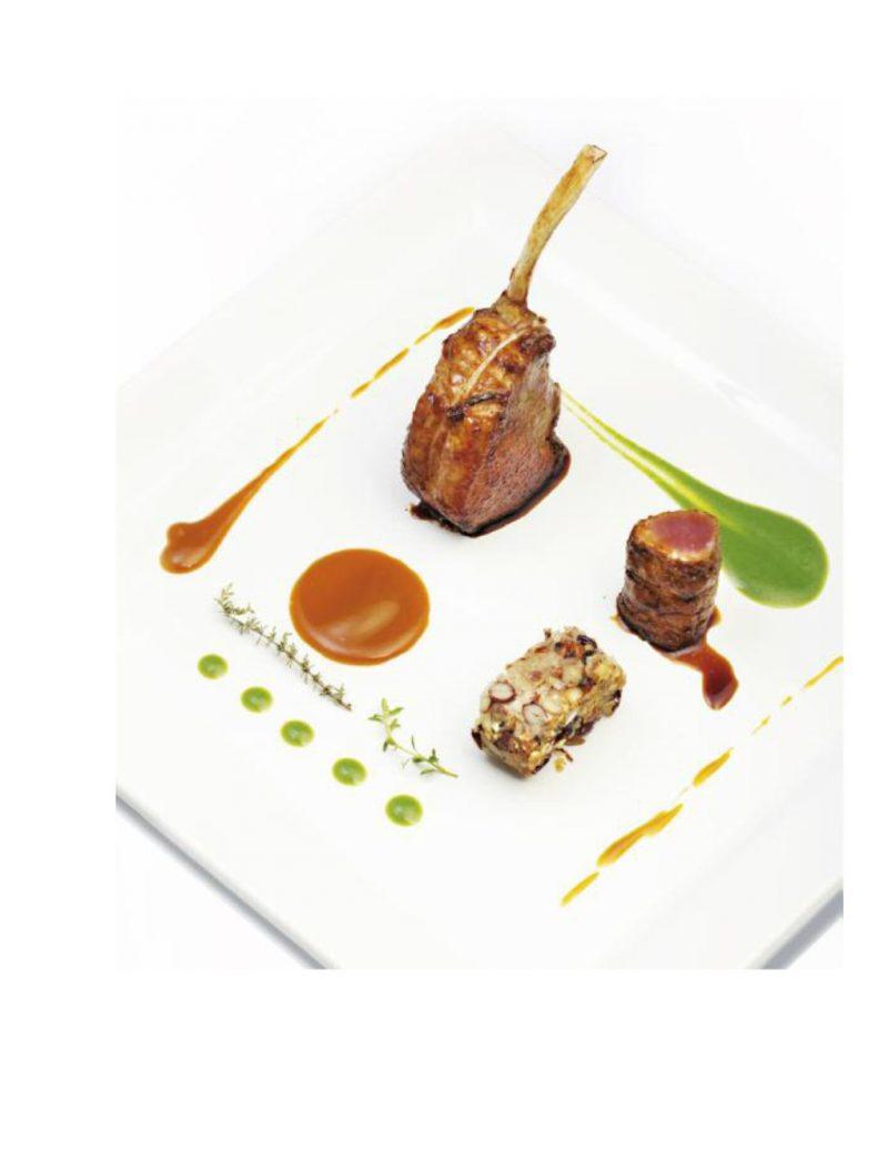 Immagine del piatto di maialino nero dei Nebrodi