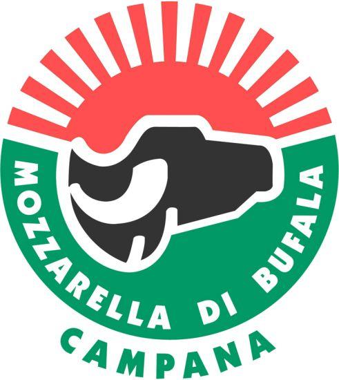 Logo della Mozzarella di Bufala Campana DOP