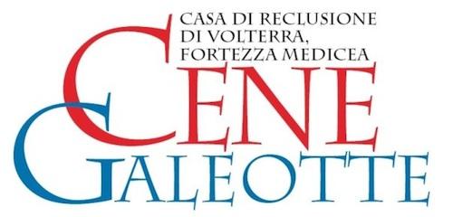 Il logo di Cene Galeotte