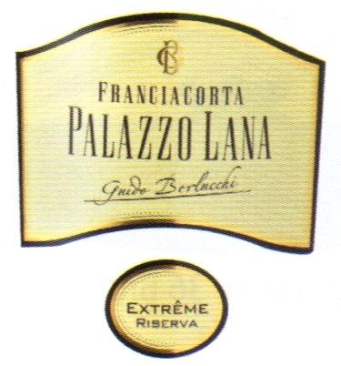 Franciacorta Palazzo Lana