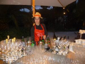 Degustazione vini ISR