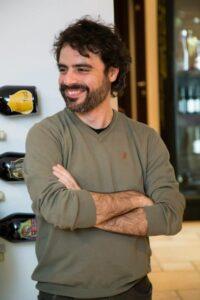 l'organizzatore Andrea Turco