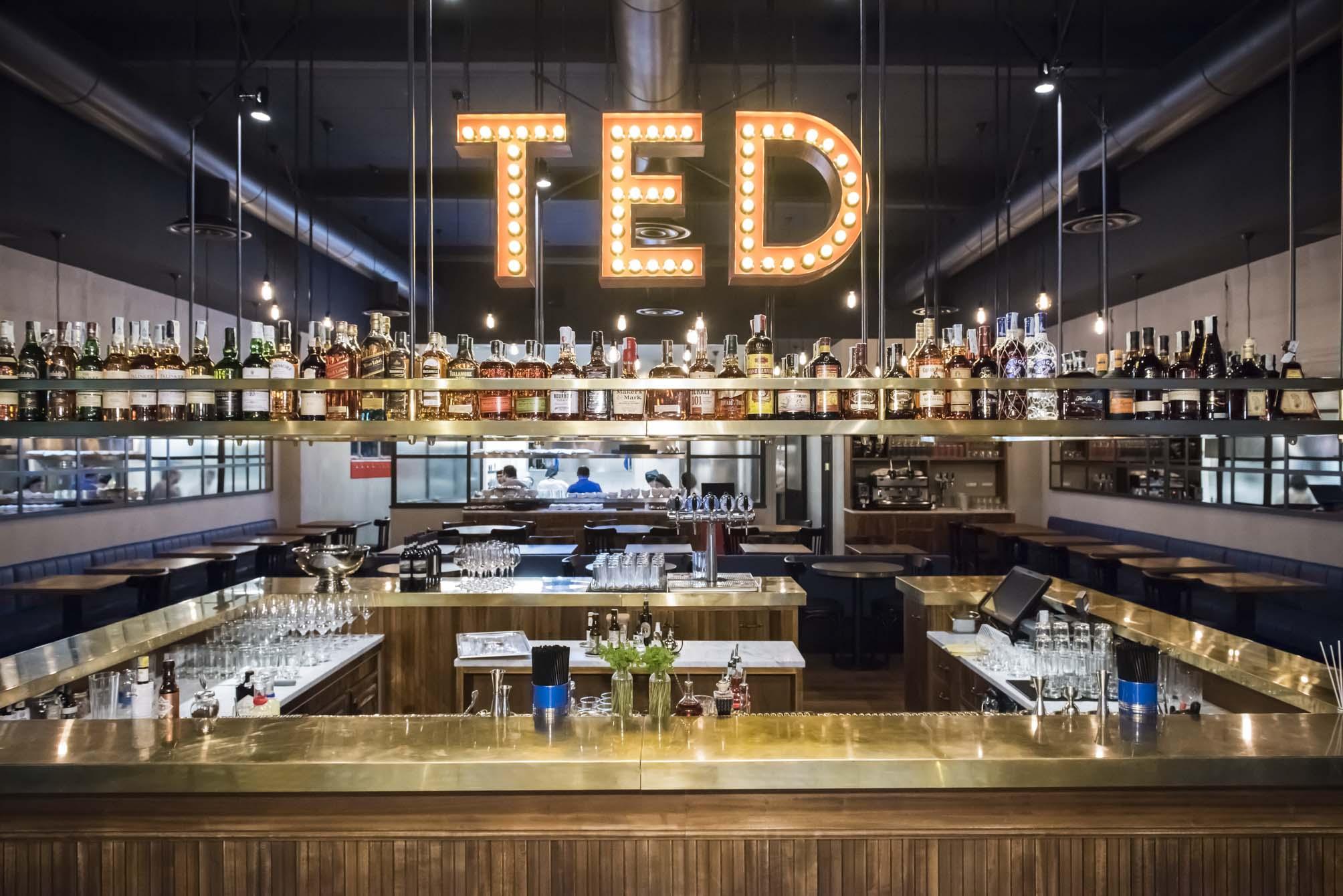 TED Burger & Lobster
