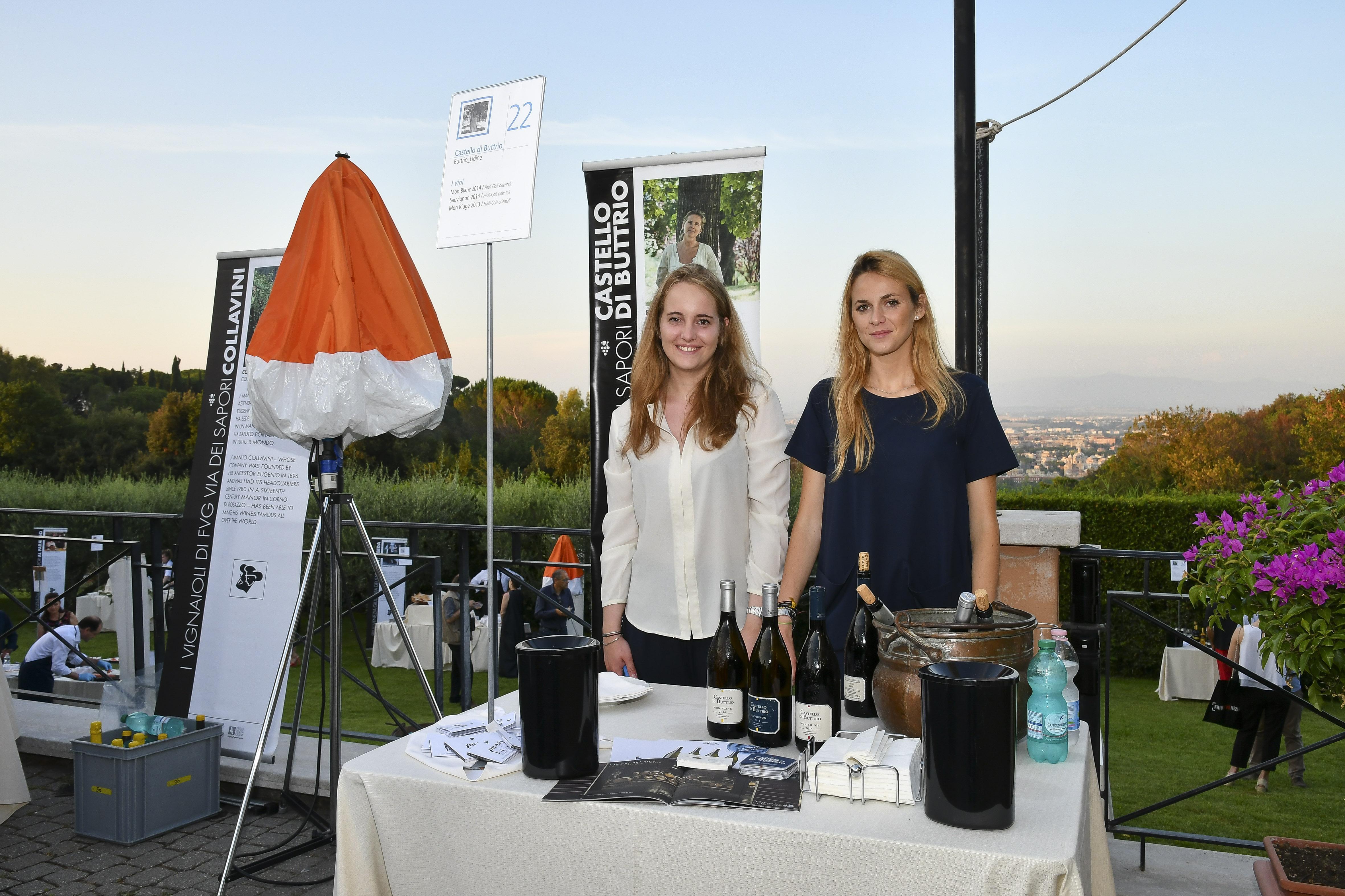 I Solisti del Gusto a Roma - Il Consorzio Friuli Venezia Giulia- Via dei Sapori conferma di un format vincente