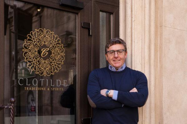 Nuove Aperture – Clotilde, il salotto buono di Roma