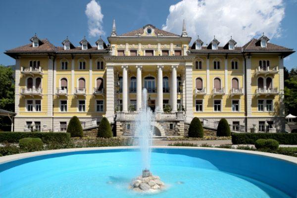Dimore con gusto - Grand Hotel Levico Terme, il fascino asburgico dell'accoglienza