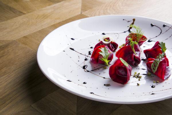 La cucina flexitariana? E' da Fiore, a Roma!