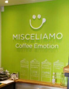Misceliamo – Coffee Emotion