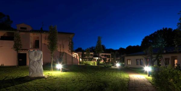 Dimore con Gusto – Al Montebelli, il Country Hotel nel cuore della maremma, il massaggio è open air
