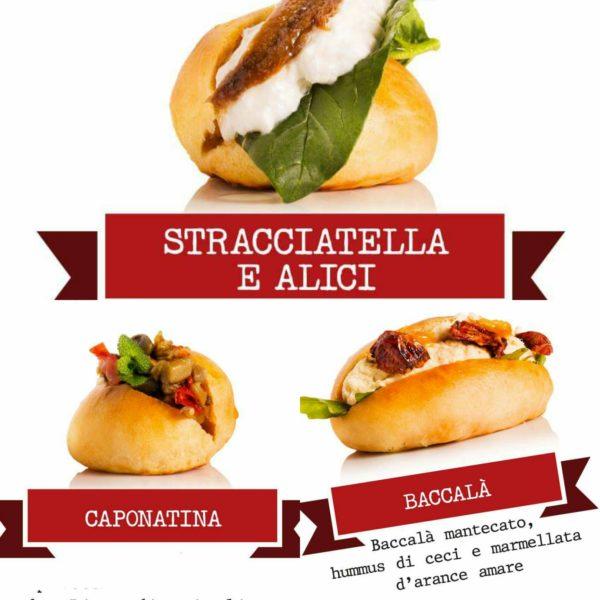 Lo street food di Bererosa 2017 - IL MARITOZZO ROSSO!