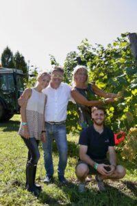 Lo stellato Nicola Dinato inaugura il Papercigno, wine shop di Le Manzane