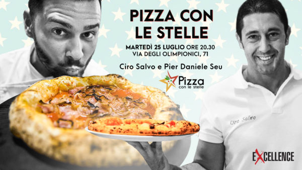 Excellence Football Cup e Pizza con le Stelle