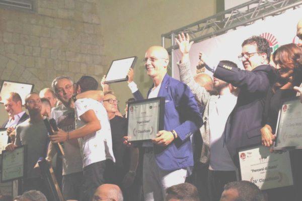 """50 Top Pizza -  """"Pepe in Grani"""" di Franco Pepe  migliore pizzeria d'Italia del 2017"""