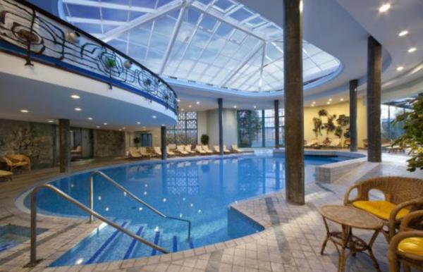 Hotel bristol buja di abano terme benessere a cinque for Abano terme piscine