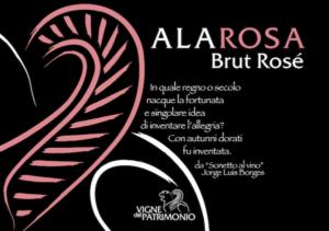 Alarosa rosé Brut - Sparkle 2018