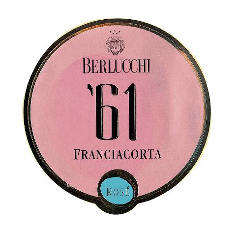 Franciacorta '61 Rosé Brut - Sparkle 2018