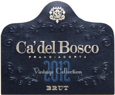 Franciacorta Vintage Collection Brut 2012 - Sparkle 2018