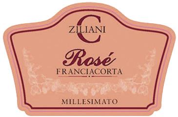 Franciacorta Ziliani C Rosé Brut 2012 - Sparkle 2018