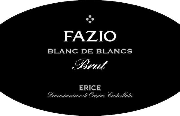 Erice Blanc de Blancs Brut - Sparkle 2018