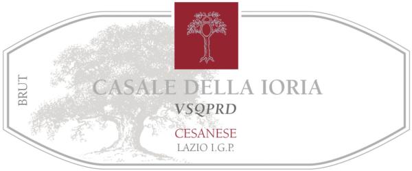Lazio Cesanese Brut - Sparkle 2018