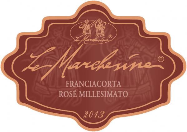 Franciacorta Rosé Brut 2013 - Sparkle 2018