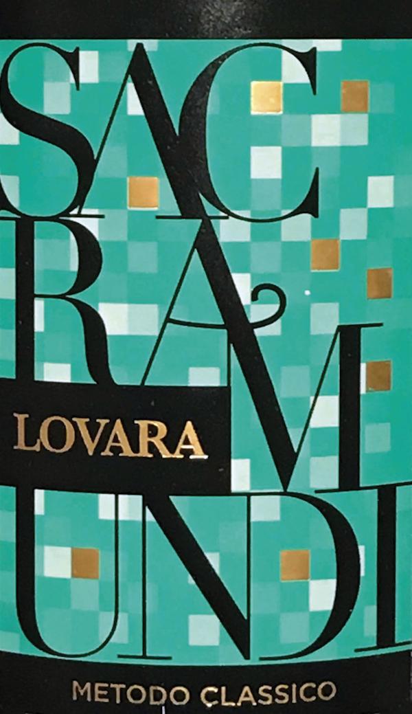 Lessini Durello Lovara Brut - Sparkle 2018