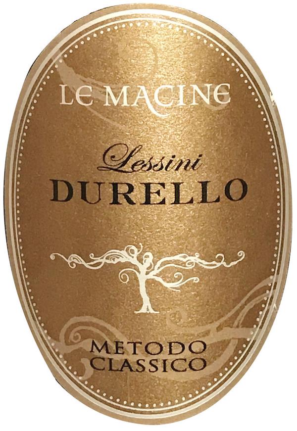 Lessini Durello Le Macine Brut - Sparkle 2018