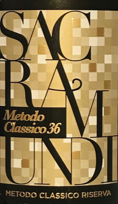 Lessini Durello Riserva 36 Extra Brut - Sparkle 2018