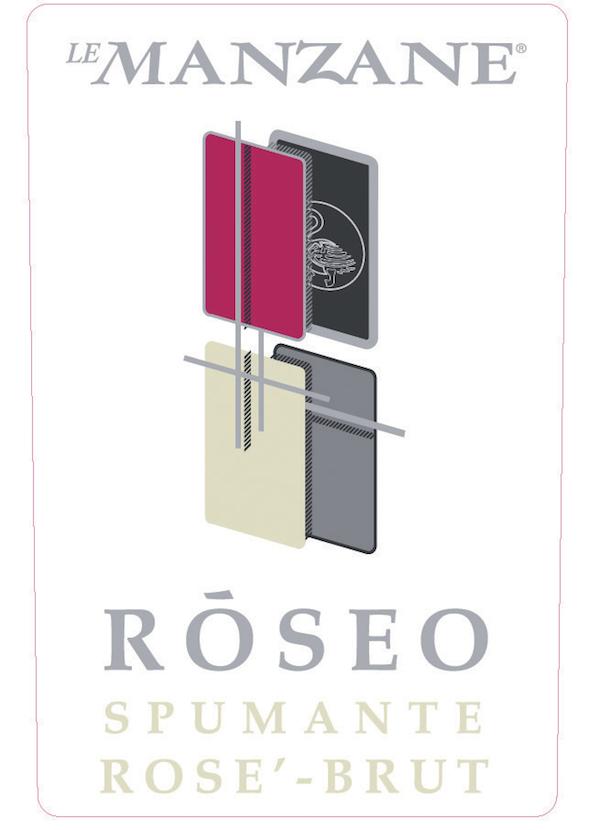 Ròseo Rosé Brut - Sparkle 2018