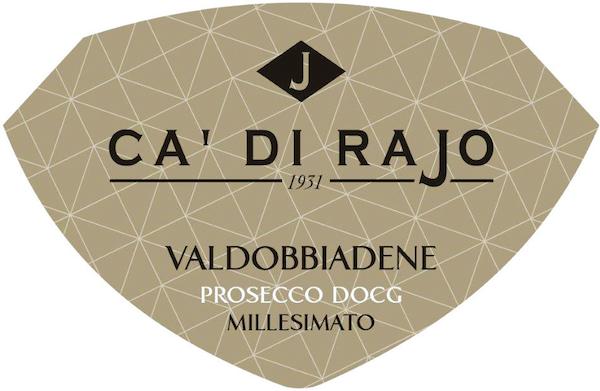 Valdobbiadene Prosecco Extra Dry 2016 - Sparkle 2018