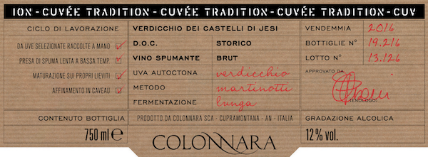 Verdicchio-dei-Castelli-di-Jesi-Cuveee-Tradition-Brut-2016
