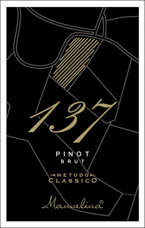 Oltrepò Pavese Metodo Classico Pinot Nero 137 Brut - Sparkle 2018