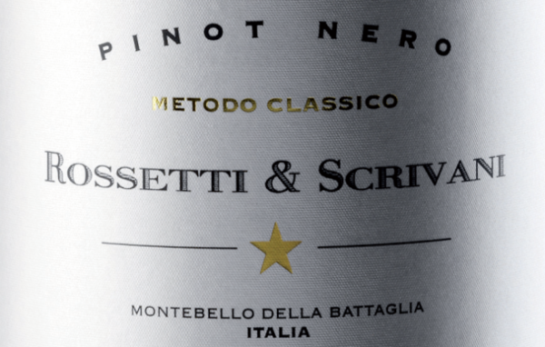 Pinot Nero Brut - Sparkle 2018