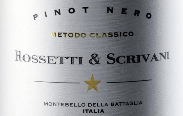 Pinot Nero Nature - Sparkle 2018