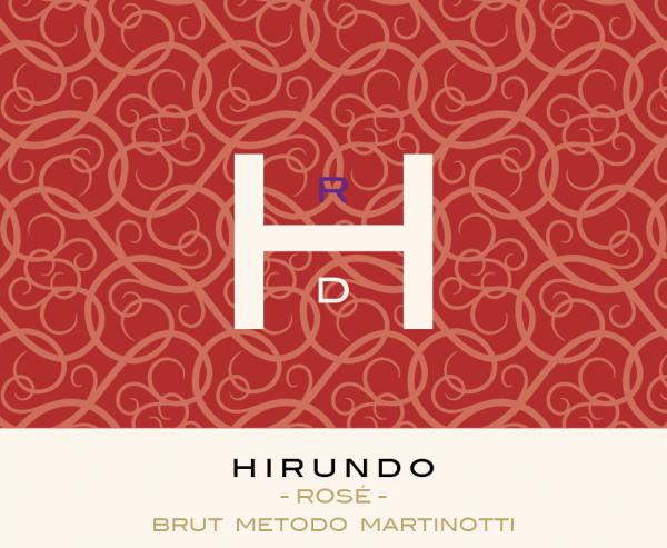 Garda Hirundo Rosé Brut - Sparkle 2018
