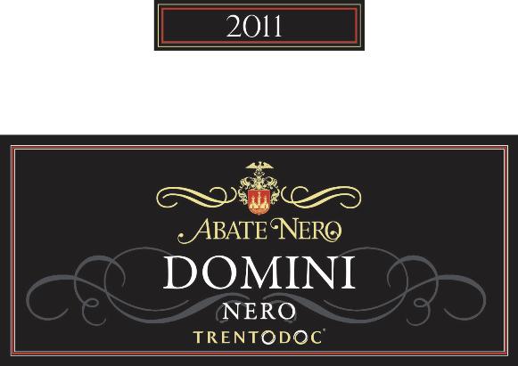 Trento Domini Nero Brut 2011 - Sparkle 2018