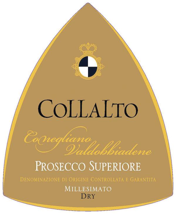 Conegliano Valdobbiadene Prosecco Superiore Collalto Dry 2016 - Sparkle 2018