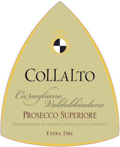 Conegliano Valdobbiadene Prosecco Superiore Collalto Extra Dry - Sparkle 2018