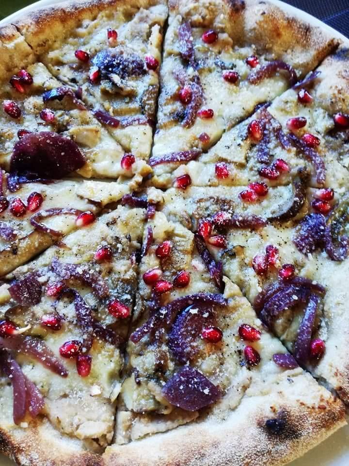Exquisitaly a Roma e la pizza di Marco Lungo