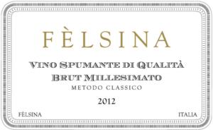 Brut 2012 di Felsina - Sparkle 2018
