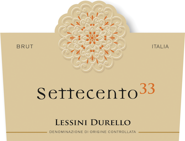 Lessini Durello Settecento 33 Brut - Sparkle 2018