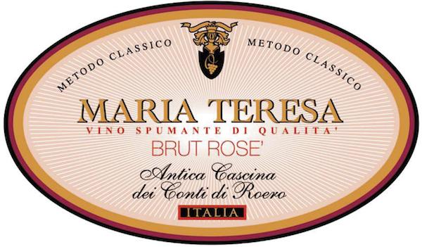 Maria Teresa Rosé Brut 2014 - Sparkle 2018