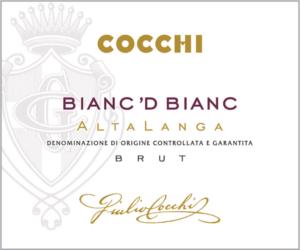 Alta Langa Bianc 'd Bianc Brut 2012 - Sparkle 2018