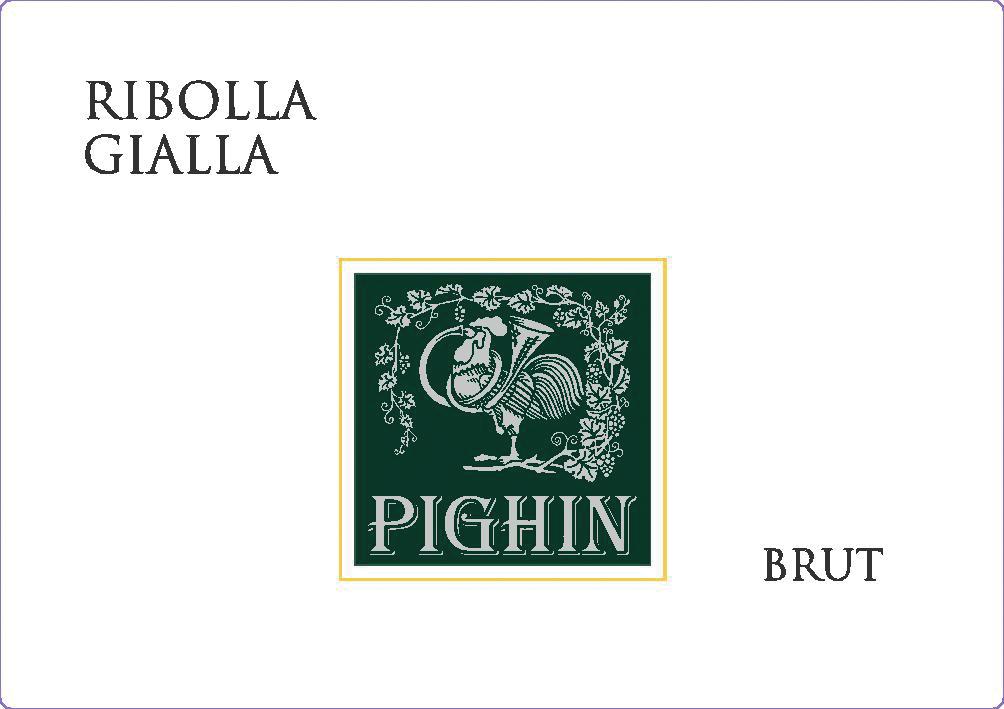 Ribolla Gialla Brut - Sparkle 2018