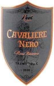 Trento Riserva Cavaliere Nero Rosé Extra Brut 2010 - Sparkle 2018