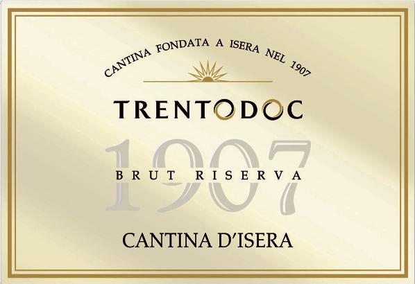 Trento Riserva 1907 Brut 2011 - Sparkle 2018